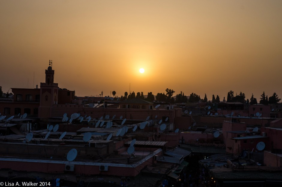 47_Sunset Marrakech